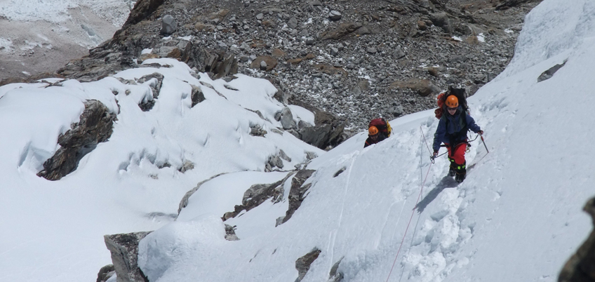 Pumori Expedition - Nepal
